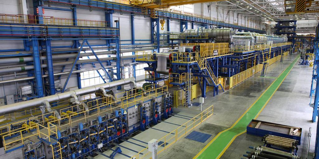 Annealing and galvanizing lines