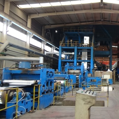 Color coating lines (Aluminum) | geitgroup