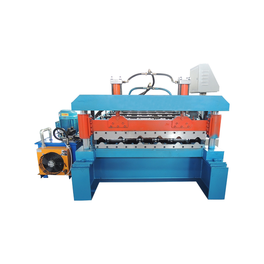 Ibr Pbr Bir Tile Roof Panel Roll Forming Machine