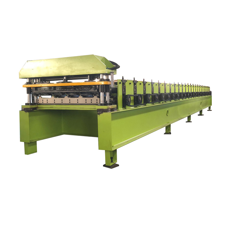 IBR iron sheet roofing tile making machine color steel sheet roll forming machine